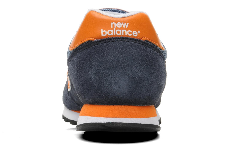 Sneaker New Balance ML373 blau ansicht von rechts