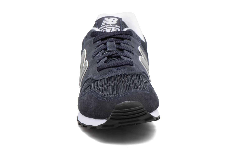 Sneakers New Balance ML373 Azzurro modello indossato