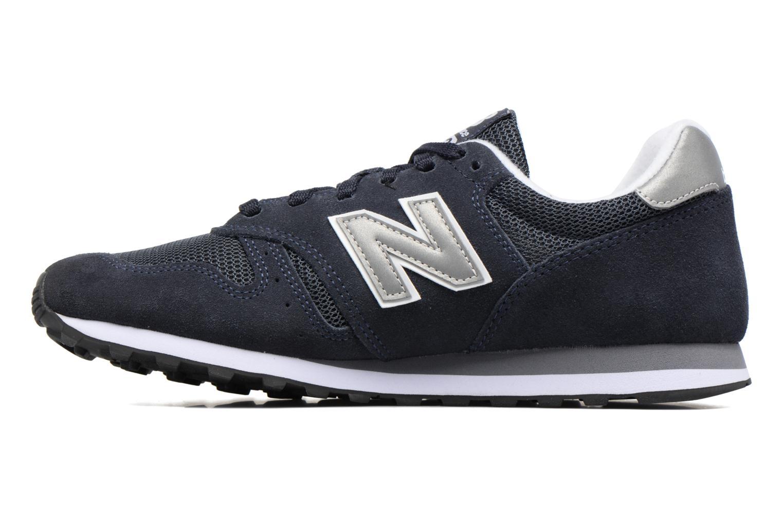 Sneakers New Balance ML373 Blauw voorkant