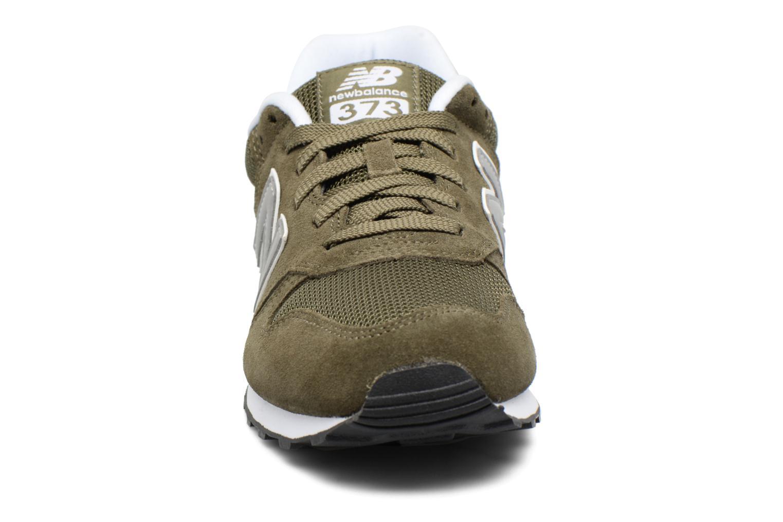 Sneakers New Balance ML373 Grøn se skoene på