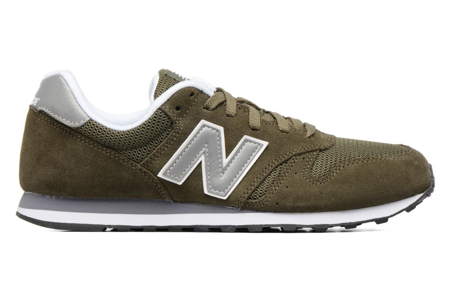 Trainers New Balance ML373 Green back view