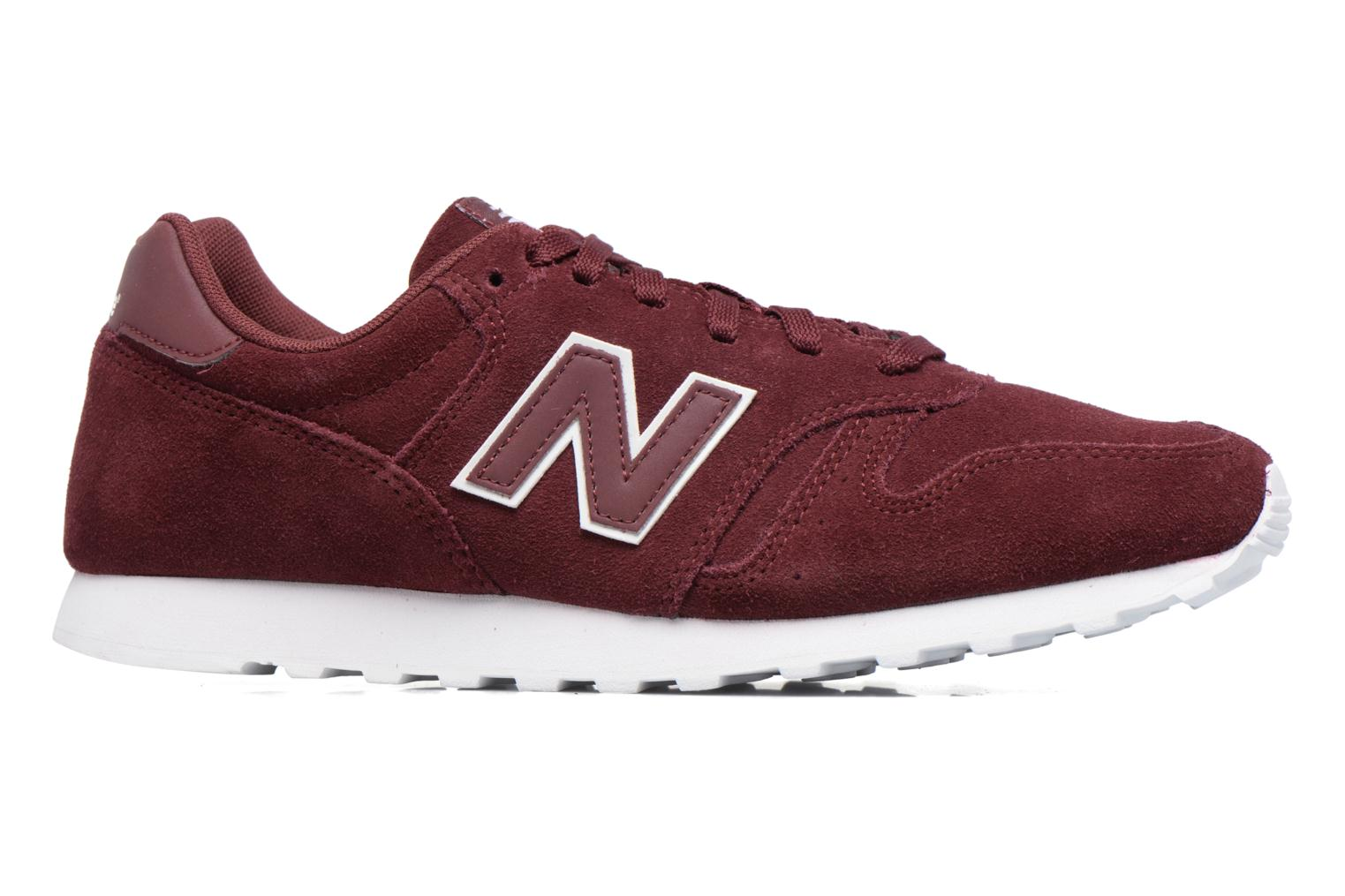 ML373 Burgundy/White