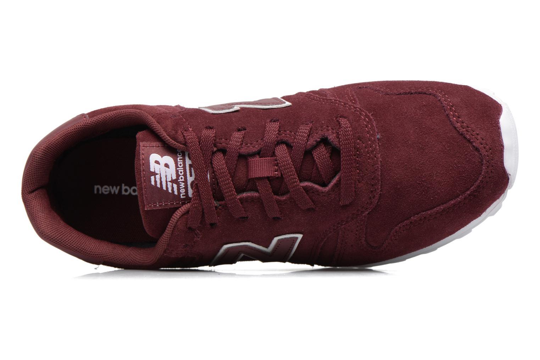 Sneaker New Balance ML373 weinrot ansicht von links