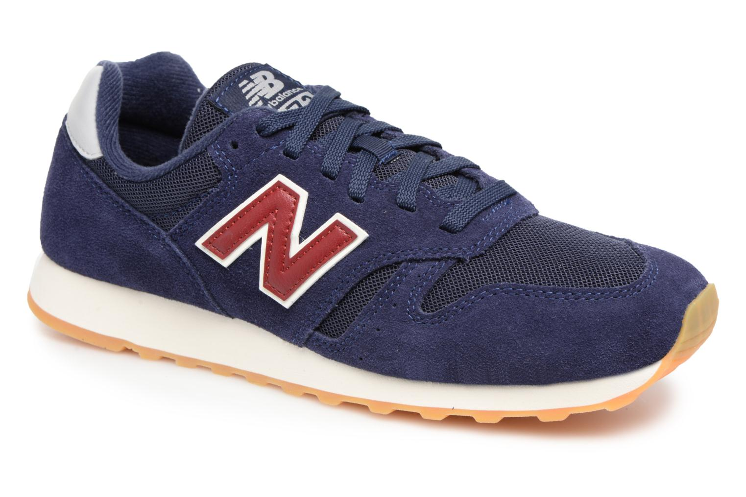 new balance 373 heren blauw