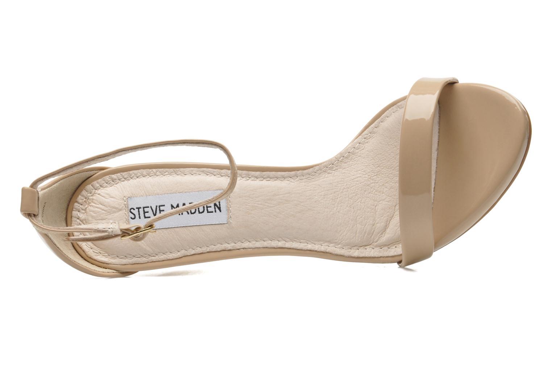 Sandales et nu-pieds Steve Madden Stecy Sandal Beige vue gauche