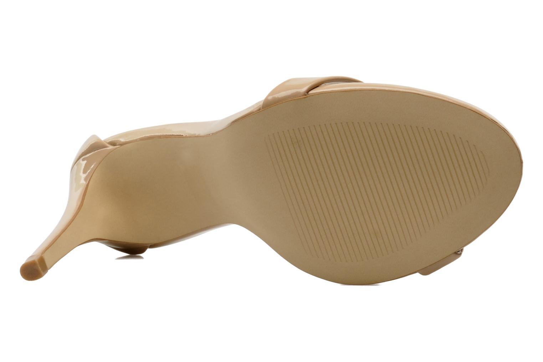 Sandales et nu-pieds Steve Madden Stecy Sandal Beige vue haut