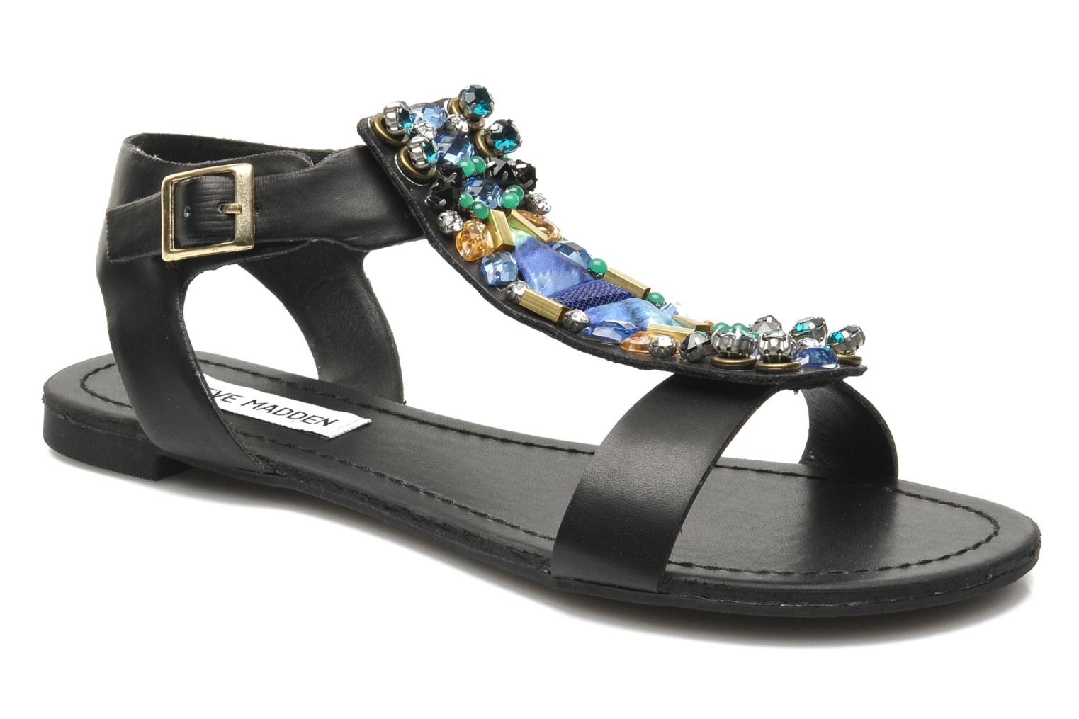 Sandals Steve Madden WIKTOR Black detailed view/ Pair view