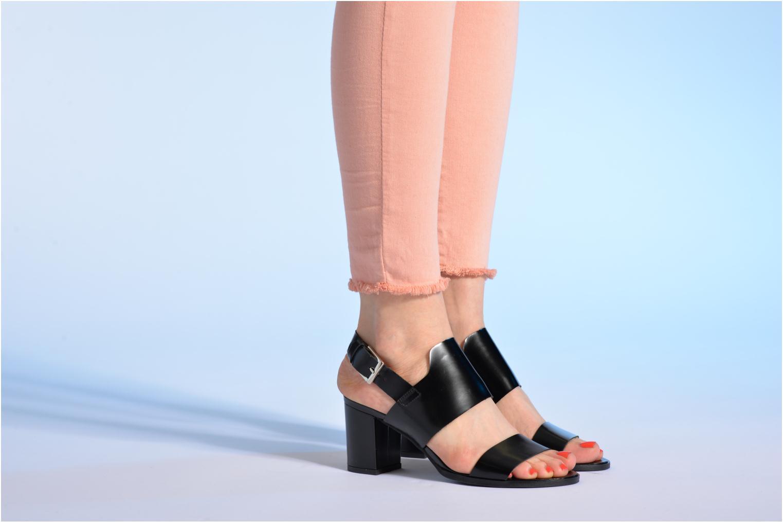 Sandalen Made by SARENZA Guimauve #2 Zwart onder
