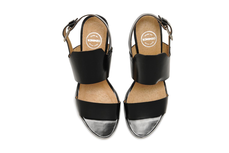 Sandalen Made by SARENZA Guimauve #2 Zwart model