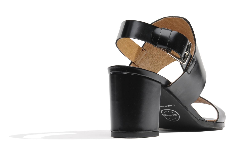 Sandalen Made by SARENZA Guimauve #2 Zwart voorkant
