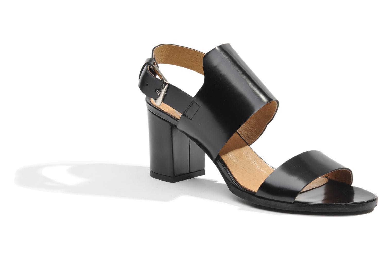 Sandalen Made by SARENZA Guimauve #2 Zwart rechts