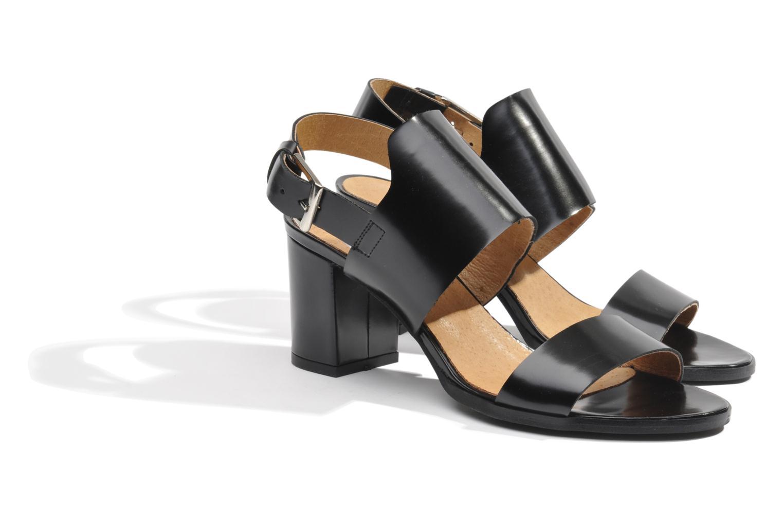 Sandalen Made by SARENZA Guimauve #2 Zwart achterkant