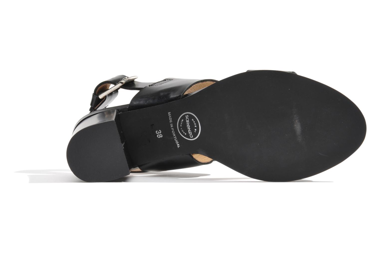 Sandalen Made by SARENZA Guimauve #2 Zwart links