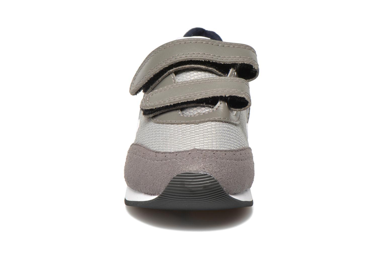 ARCADE SMALL B MESH VELCRO Silver Grey White