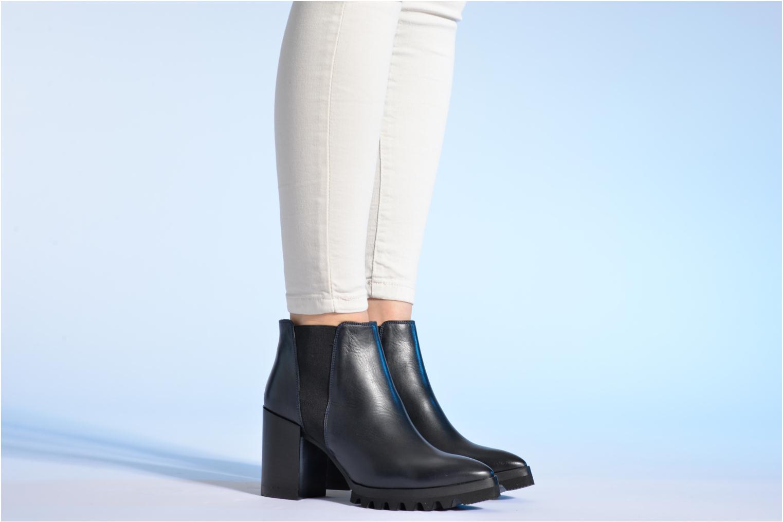 Boots en enkellaarsjes Made by SARENZA Queen of pétanque #1 Blauw onder