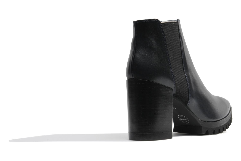Bottines et boots Made by SARENZA Queen of pétanque #1 Bleu vue face