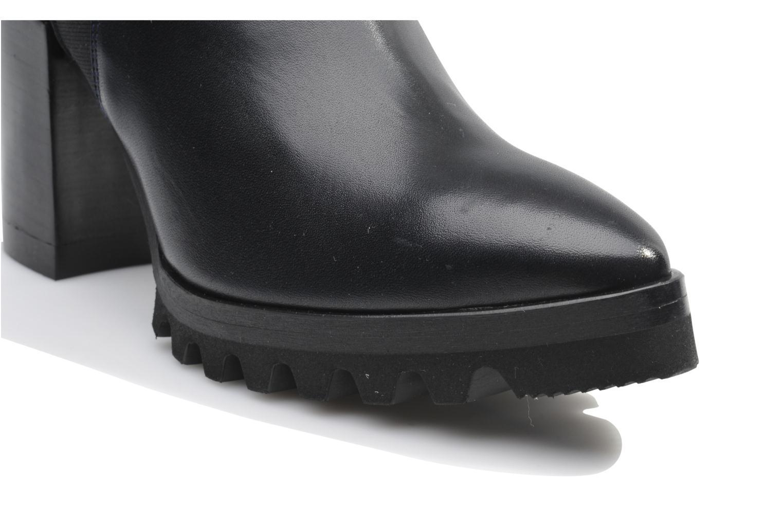 Bottines et boots Made by SARENZA Queen of pétanque #1 Bleu vue haut