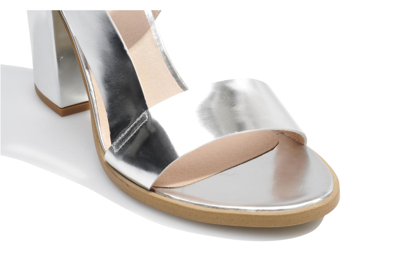Sandalen Made by SARENZA Pool Party #4 silber ansicht von oben