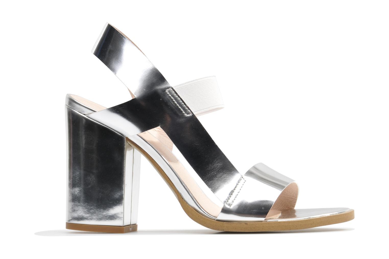 Sandalen Made by SARENZA Pool Party #4 silber detaillierte ansicht/modell