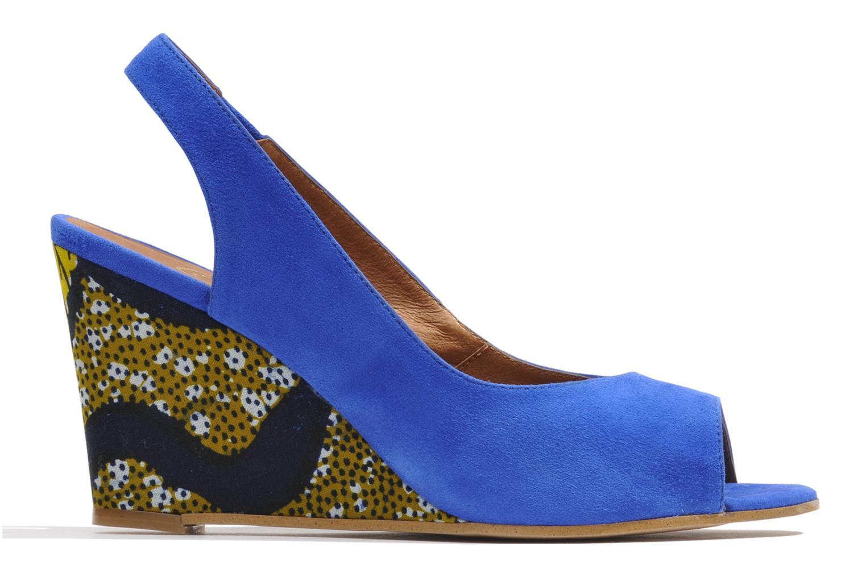 Sandales et nu-pieds Made by SARENZA Bamako #2 Bleu vue détail/paire
