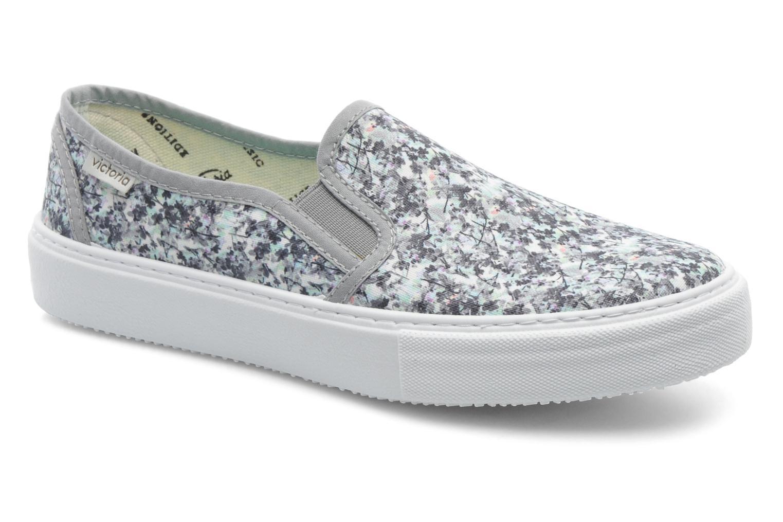 Sneaker Victoria Slip-on Flores mehrfarbig detaillierte ansicht/modell