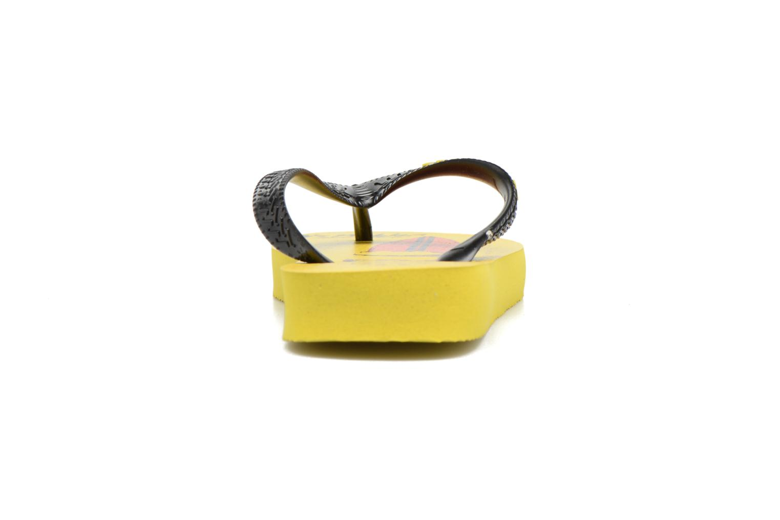 Kids Havaianas Citrus Yellow Minions Black ZHYHdq
