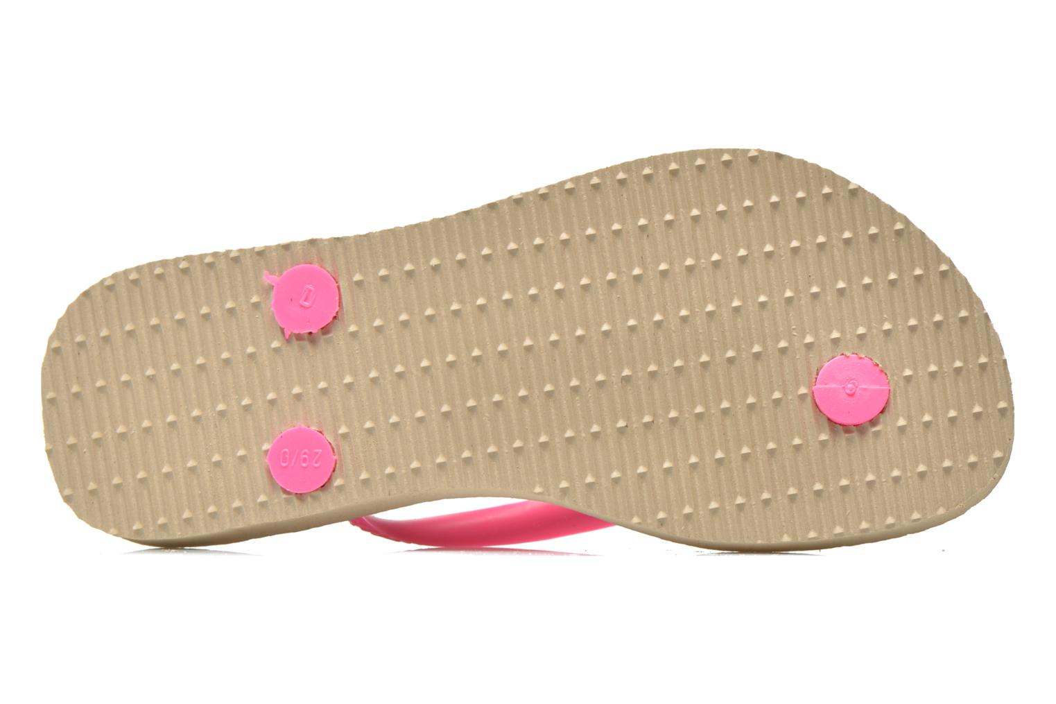 Kids Slim Animals Sand Grey/ Pink