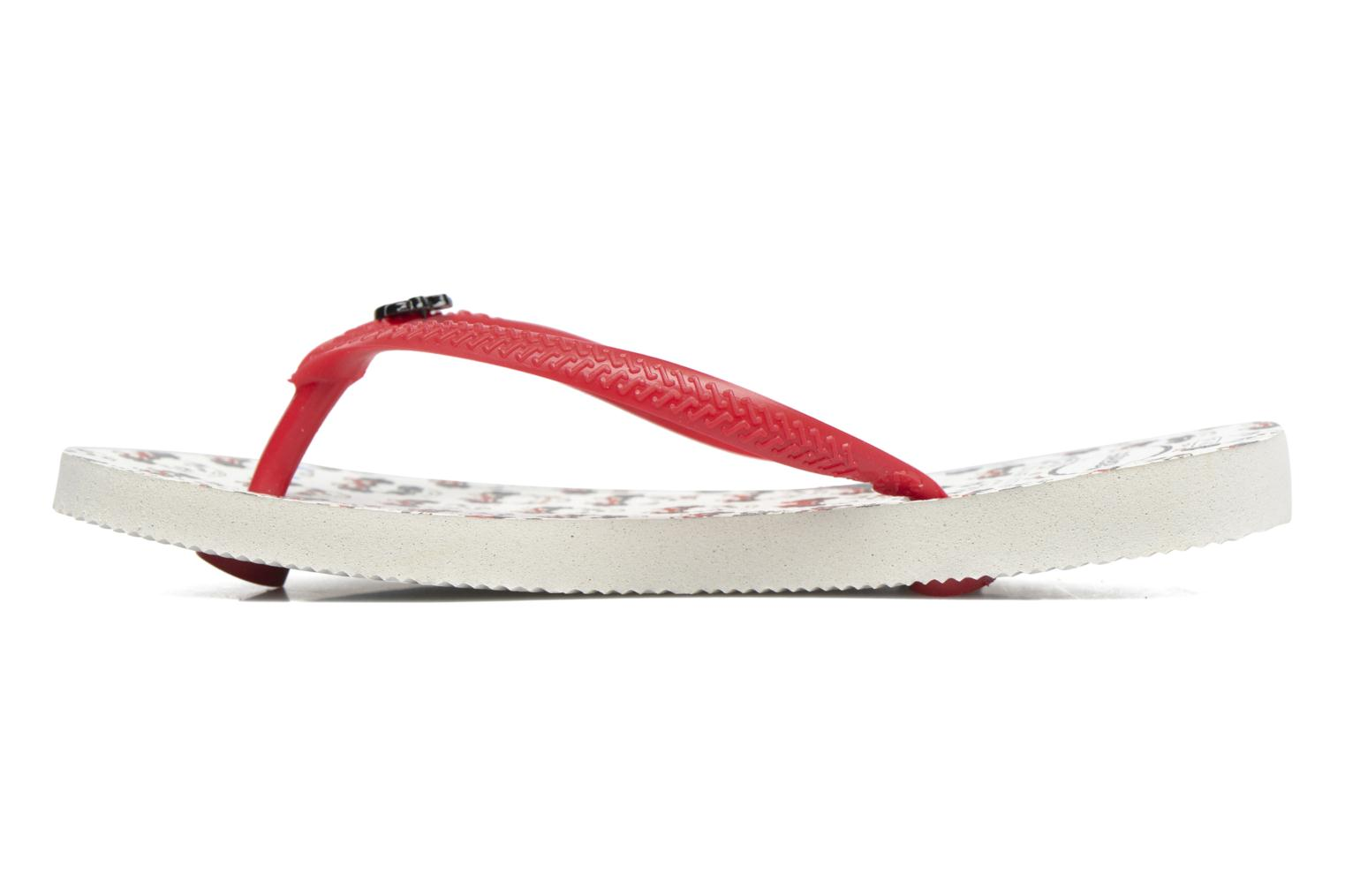 Kids Slim Disney Cool White/Ruby Red