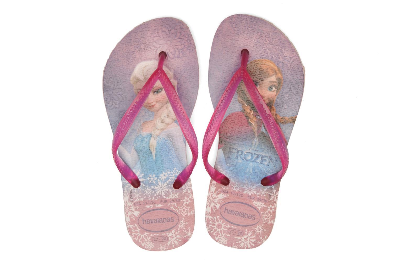 Kids Slim Frozen Crystal Rose
