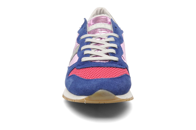 Pink D.A.T.E Boston Laminated Nylon (Multicolore)