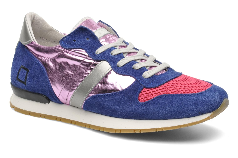 Grandes descuentos últimos zapatos D.A.T.E Boston Laminated Nylon (Multicolor) - Deportivas Descuento