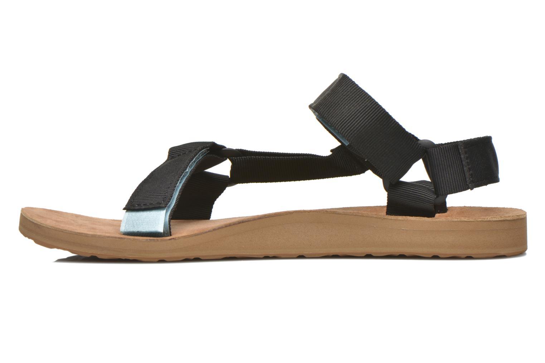 Sandales et nu-pieds Teva Original Universal Backpack Noir vue face