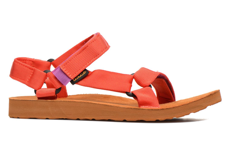 Sandales et nu-pieds Teva Original Universal Backpack Multicolore vue derrière