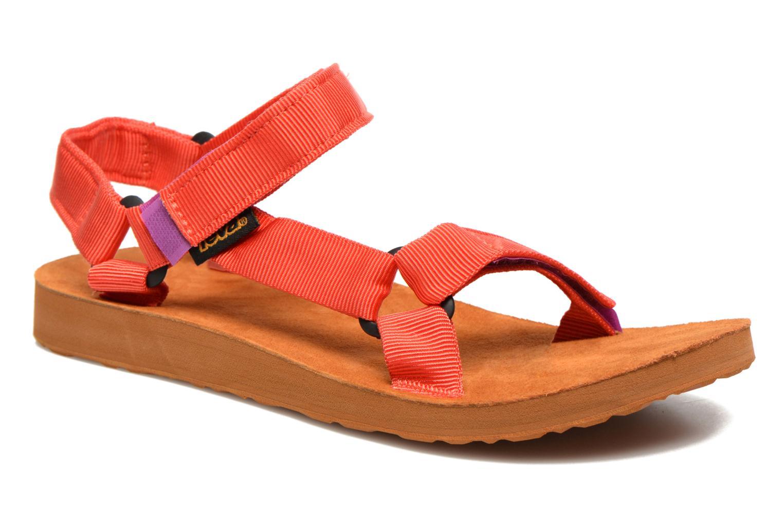 Sandales et nu-pieds Teva Original Universal Backpack Multicolore vue détail/paire