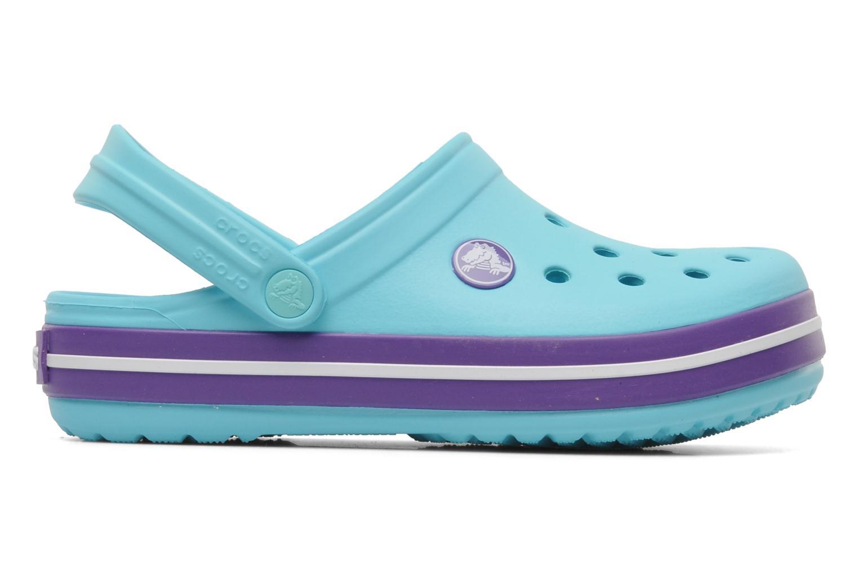 Sandales et nu-pieds Crocs CrocbandKids Bleu vue derrière