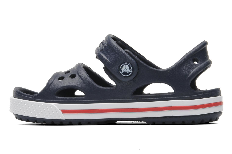 Sandali e scarpe aperte Crocs CrocbandIISandalPS Azzurro immagine frontale