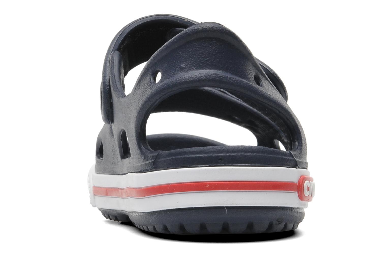 Sandali e scarpe aperte Crocs CrocbandIISandalPS Azzurro immagine destra