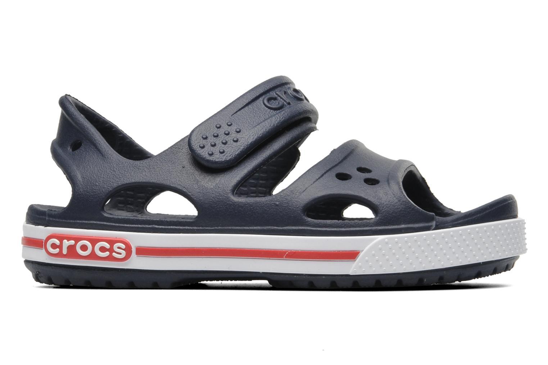 Sandali e scarpe aperte Crocs CrocbandIISandalPS Azzurro immagine posteriore