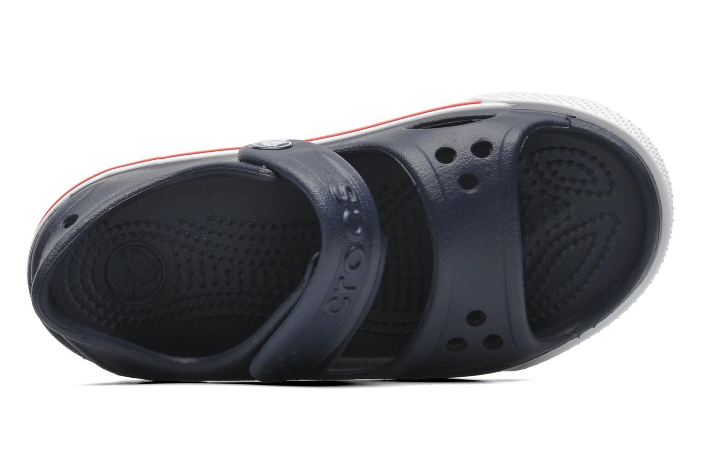 Sandalen Crocs CrocbandIISandalPS blau ansicht von links