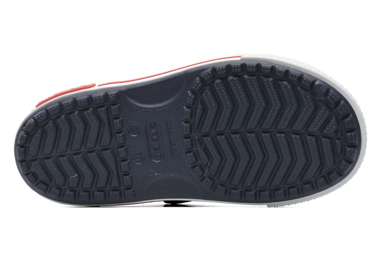 Sandalen Crocs CrocbandIISandalPS blau ansicht von oben