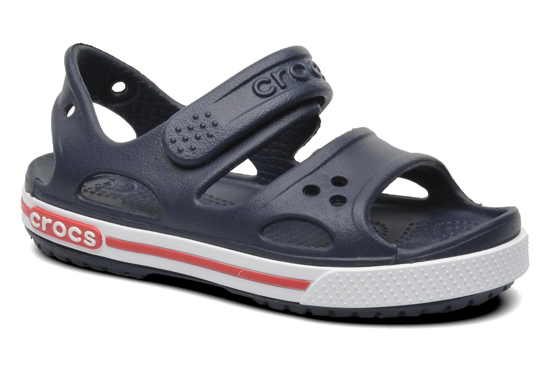 Sandalen Crocs CrocbandIISandalPS blau detaillierte ansicht/modell