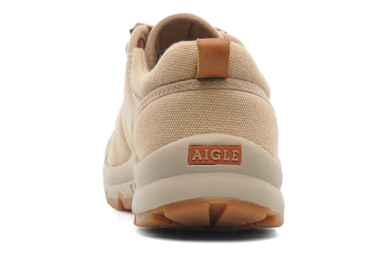 Trainers Aigle Tenere Light Low W Cvs Beige view from the right