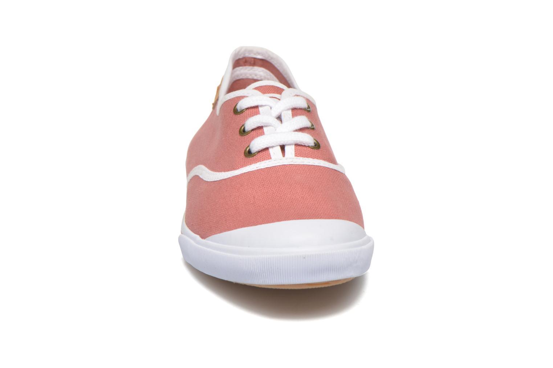 Baskets Aigle Lauriel Rose vue portées chaussures