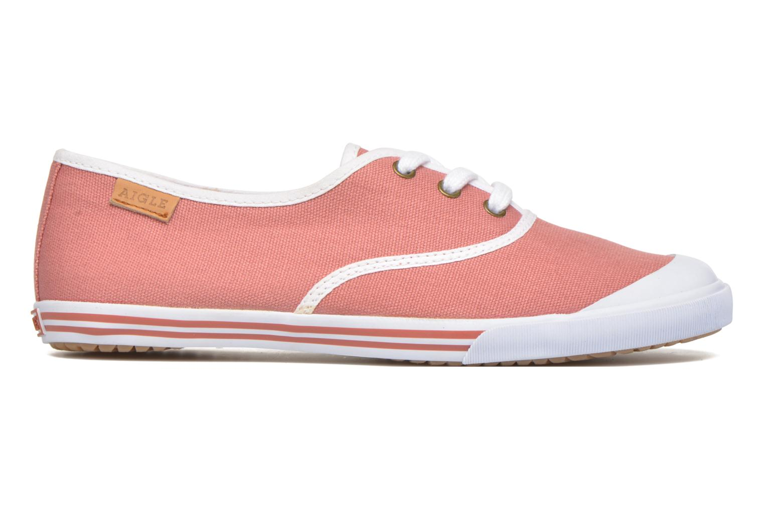 Trainers Aigle Lauriel Pink back view