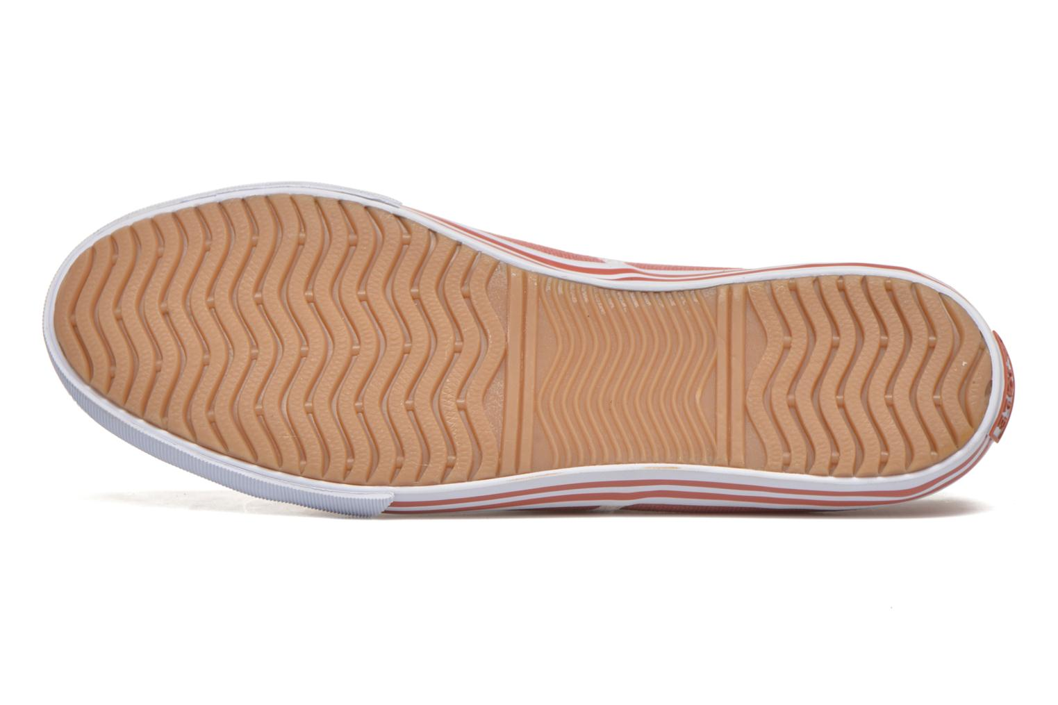 Trainers Aigle Lauriel Pink view from above