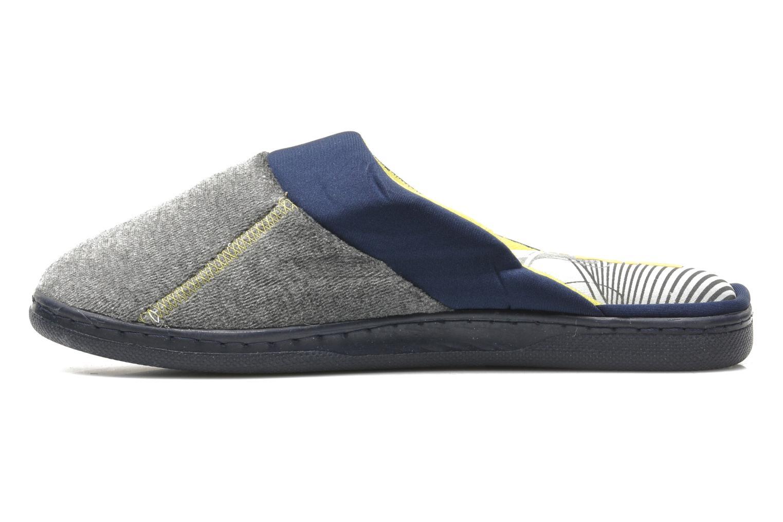 Pantoffels Dim D urb Grijs voorkant
