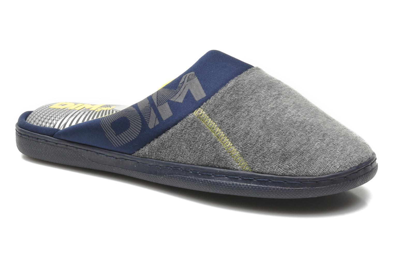 Pantoffels Dim D urb Grijs detail