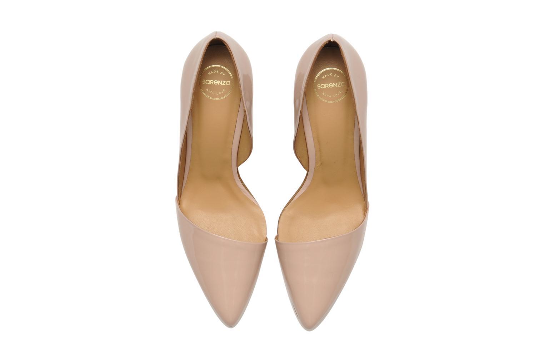 Escarpins Made by SARENZA Roudoudou #1 Rose vue portées chaussures