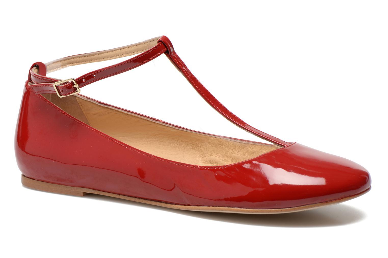 ZapatosGeorgia Rose Lamirna  (Rojo) - Bailarinas   Lamirna Los últimos zapatos de descuento para hombres y mujeres ee8118