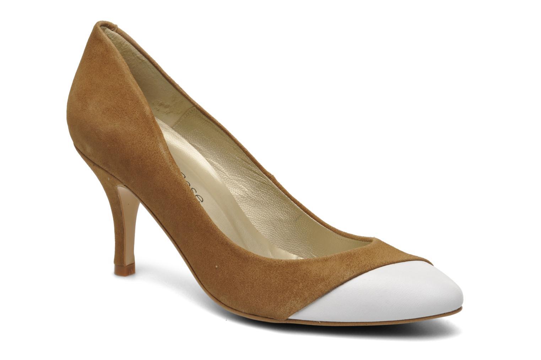 Los zapatos más populares para hombres y mujeres Georgia Rose Labely (Beige) - Zapatos de tacón en Más cómodo